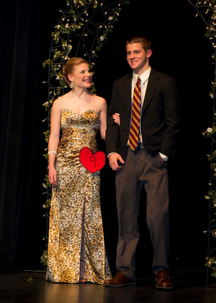 2010 Miss Huntsville High Pageant